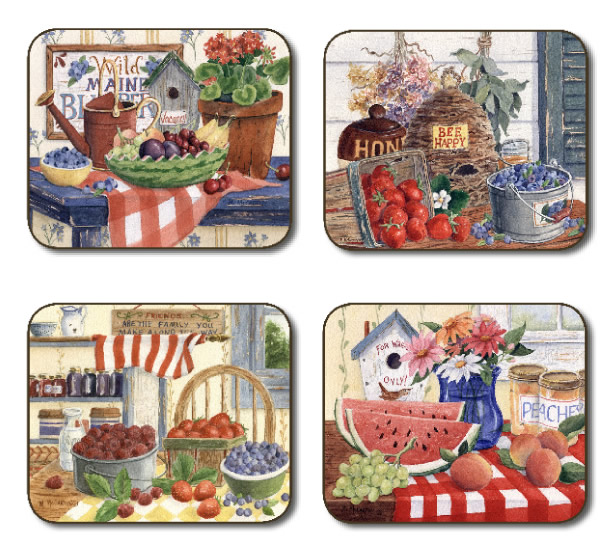 Jason Country Kitchen Placemats