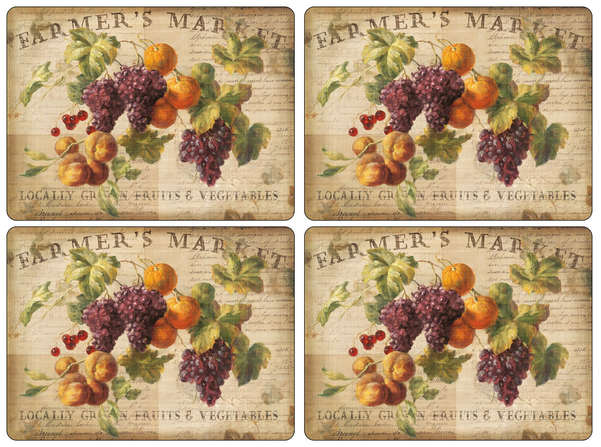 placematscom Pimpernel Abundant Fall Placemats  : Pimpernel Abundant Fall Placemats all4 400 from www.placemats.com size 1200 x 892 jpeg 293kB