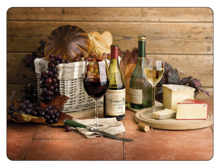 Pimpernel Placemats Artisanal Wine Cork Backed Place Mats