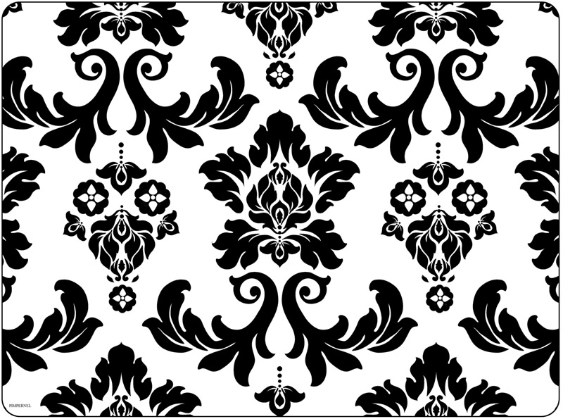 pimpernel placemats damask cork backed place mats. Black Bedroom Furniture Sets. Home Design Ideas