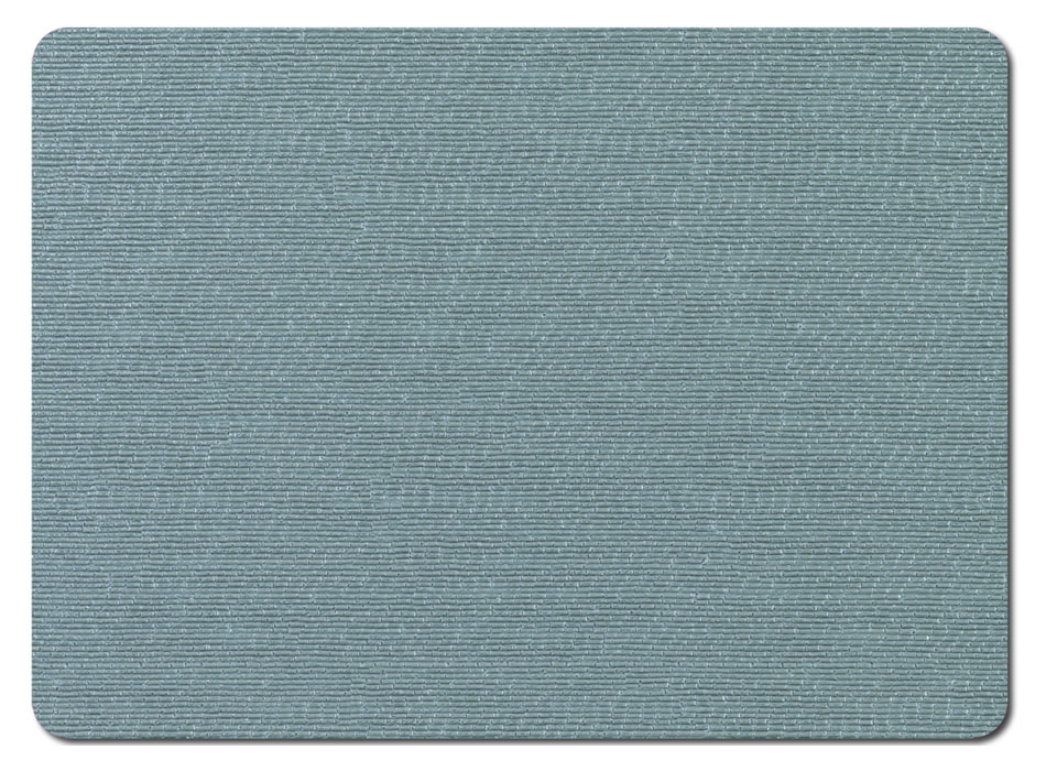 Table Toppers Abaci Teal Blue Placemats
