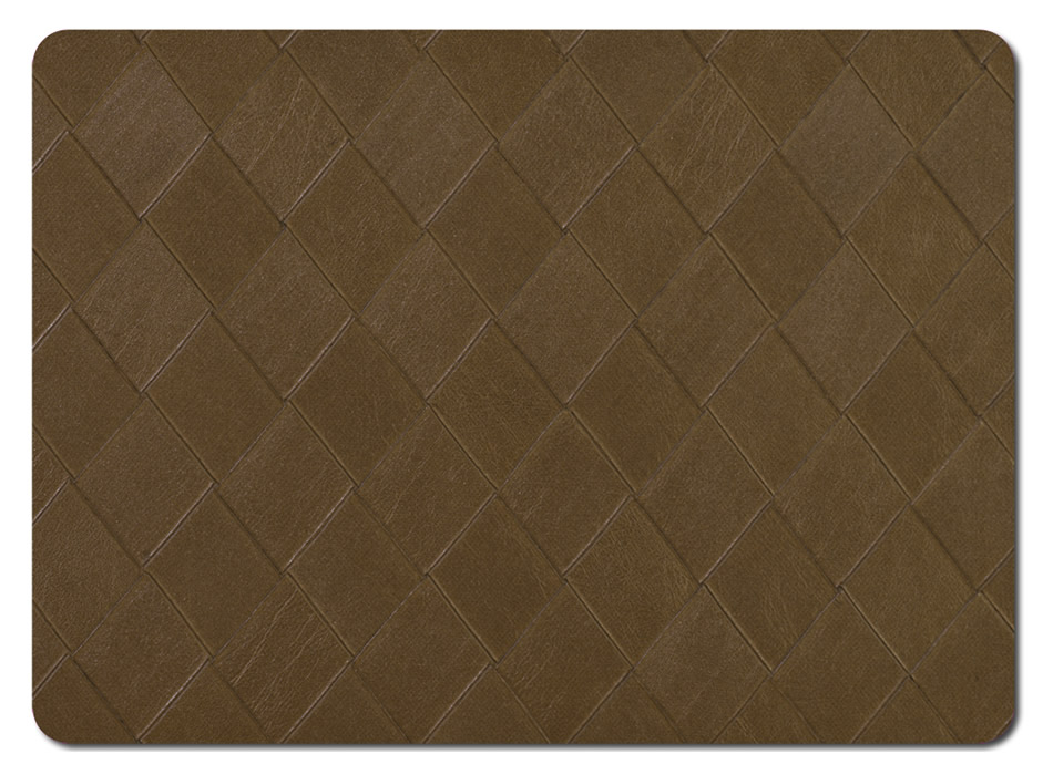 Table toppers nubuck nutmeg placemats for Table placemats